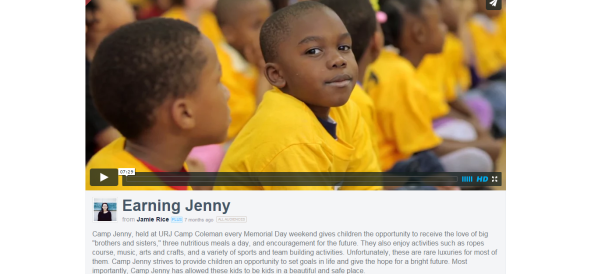 Earning Jenny on Vimeo