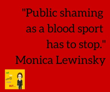 Public Shaming As A Blood Sport