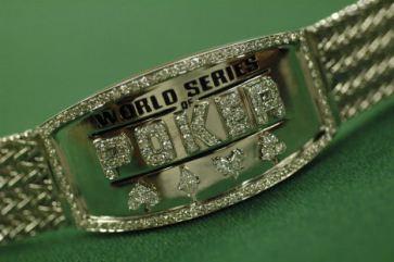 WSOP Gold Bracelet